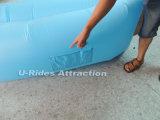 Wasserdichter Nichtstuer-schnelles aufblasbares Schlafsack-Luft-Sofa für das Strand-Park-Kampieren