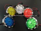 Luz programável do diodo emissor de luz do RGB da luz da fonte de ponto do diodo emissor de luz do produto novo 12LEDs SMD5050