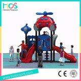 子供の娯楽プラスチック屋外の運動場(HS00801)
