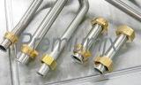 Machine à cintrer de pipe automatique de Plm-Dw63CNC pour le diamètre 53mm