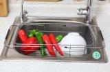 皿ラックを流出させる拡張タイプは台所テーブルウェア版の皿ラックを実行する