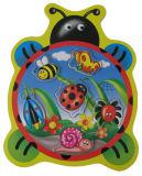 Quebra de madeira brinquedos de madeira em forma de animal (34205A)