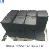 PE de alta qualidade Bulletproof placas/encaixes (280*360mm)