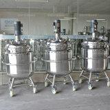 Dobro líquido de mistura do misturador do tanque do aço inoxidável - tanque de mistura da camada