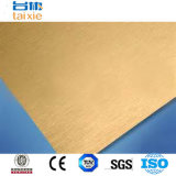 Lamiera sottile Bronze di elevata purezza C85700 per i pezzi fusi Cuzn38al