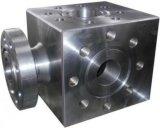 La aleación K-500 UNS N05500 2.4375 de Monel K-500 K500 forjó los ejes de rotación de los anillos del asiento de la caja de los vástagos del encierro de las carrocerías de la carrocería de los capos de las bolas de la válvula de la forja (NiCu30Al, NA18, aleación K500)