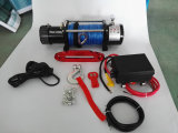 argano elettrico di ripristino 4X4 con il kit a distanza senza fili (12000lbs-3)