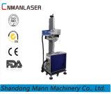 machine de marquage au laser 20W volée de fibres pour le numéro de code à jet d'impression du logo
