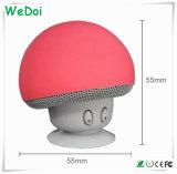 Haut-parleur portatif de Bluetooth de beau champignon de couche mini avec la garantie de 1 an (WY-SP16)