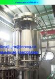 Automatische Saft-Füllmaschine in der Haustier-Flasche