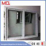 Deur mqd-3 van het Glas van pvc van de Deur van het balkon Glijdende