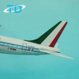 1: 200 23cm Alitalia DC-8-43 Plan modèle Cadeaux d'entreprise innovants