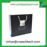 Подгонянный профессионалом мешок водоустойчивого твердого подарка бумажный