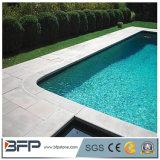 Azulejos de piedra al por mayor de la piscina de la piedra que hace frente de la piscina del borde