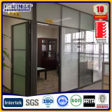 Impermeable Bisagra Aluminio Puerta de puerta de electroforesis Champagne ISO9001 / Ce