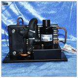 Erfinderisches Wasserkühlung-Schleife-Gerät mit Minikompressor für Mini-Gekühltes Wasser-System