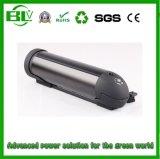 Hoher Batterie-Satz der Kapazitäts-24V11ah für E-Fahrräder E-Fahrrad Batterie-Wasser-Flaschen-Batterie in China mit auf lagerprobe für die Prüfung