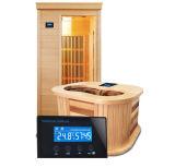 Регулятор LCD цифровой с пользой отметчика времени для СПЫ ноги комнаты Sauna