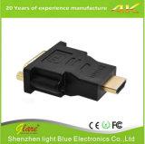 Gold überzogenes Mini-HDMI zum HDMI Adapter