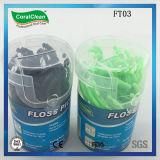 Persönliche Sorgfalt-Plastik kann Verpackungs-zahnmedizinische GlasschlackeToothpick