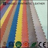 100% PVC en cuir synthétique pour canapé Canapés Chaises Meubles Tapisserie et sacs en cuir