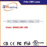 Doppeltes beendetes Dimmable elektronisches Vorschaltgerät der Hydroponik-630W wachsen hellen Reflektor-Vorrichtungs-Installationssatz mit UL genehmigen