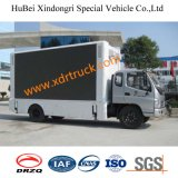 Foton 11.5cbm Outdoor LED Display Truck