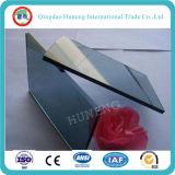 vidrio de flotador teñido gris oscuro de 8m m del vidrio de China