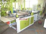 Reißverschluss-Beutel, der den Maschinen-/Plastic-Beutel herstellt Maschine bildet