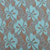Ivory elastische Rand-Enge-mit Blumenspitze