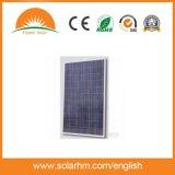 60W поликремния фотоэлектрические панели применяются для солнечной системы