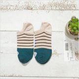 Для вязания Sock в Pinstripes Мужчины Женщины мода в стиле фанки носки