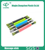 Ручка ролика массажа ручки массажа ABS (ZC-AMB003)