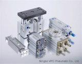 Cylindre de Tableau rotatoire de série de Msq, cylindre de Hrq de cylindre de pignon de crémaillère