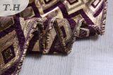 Синель 2017 крышек места софы Jacuard для стула и мебели