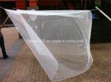 Polyester-Moskito-Filetarbeit 100% des Schutz-75D 100d