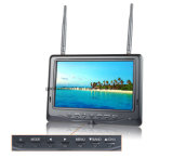 32 CH AV Receiver 7 '' LCD Fpv Battery Powered HDMI Monitor