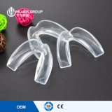 Plateau de bouche utilisé pour l'arrêt meulant le butoir dentaire professionnel de butoir de nuit