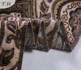 2016 couvertures de sofa de jacquard de Chenille de luxe (FTH32073A)