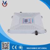 De Aansluting van de Gegevens van de Telefoon van de cel 3G 4G de Mobiele Spanningsverhoger van het Signaal met Antenne