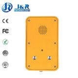 Téléphone sans fil résistant aux intempéries, téléphone sans fil industriel, téléphones Tunnel VoIP