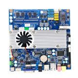 Intel aan boord van 1333 DDR3 2 Industriële Motherboard van GB met 8*Gpio/Mini-Pcie