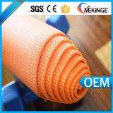Couvre-tapis de yoga de PVC du prix de gros d'usine/couvre-tapis d'exercice