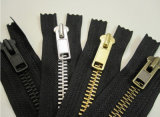 Brass Zipper Metal Zipper Alu Zipper