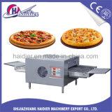 商業コンベヤーピザオーブンのパン屋のガスか電気オーブン