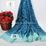 Viscose Shawl Gradient Pattern imprimé Hollow Fashion Lady Scarf