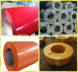 塗られる電流を通されるPrepainted Glの鋼鉄コイル/PPGI /Low価格によって冷間圧延されるPPGLカラー