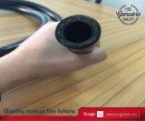 Linha de injeção de combustível sem chumbo reforçada com tecido Tubo de mangueira de borracha 6mm