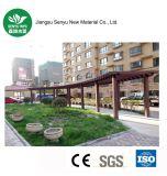 Pérgola al aire libre compuesta plástica de madera durable