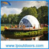Tienda grande al aire libre de la media esfera de la carpa de la bóveda para la venta